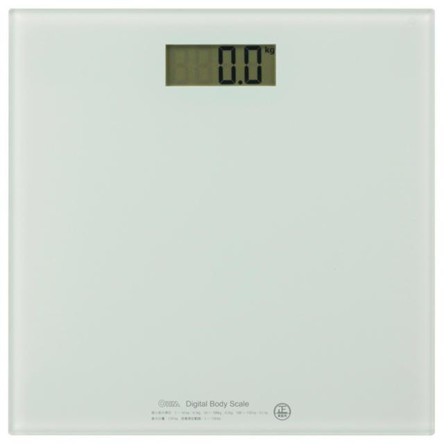 【新生活応援SALE】デジタル体重計 スマホ/家電/カメラの生活家電(体重計)の商品写真