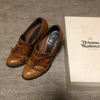 ヴィヴィアンウエストウッド(Vivienne Westwood)のVivienne Westwood ヴィヴィアンウエストウッド 靴 ゴルフ(ハイヒール/パンプス)
