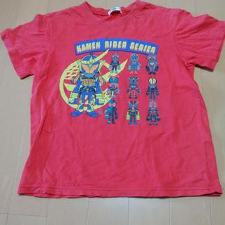 バンダイナムコエンターテインメント(BANDAI NAMCO Entertainment)の仮面ライダー Tシャツ 130センチ(Tシャツ/カットソー)