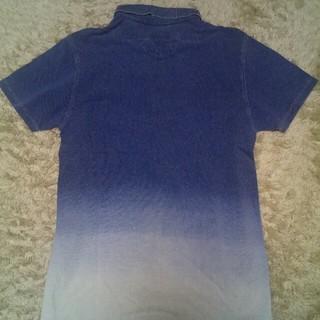 スコッチアンドソーダ(SCOTCH & SODA)のスコッチ&ソーダ グラデーションポロ(Tシャツ/カットソー(半袖/袖なし))