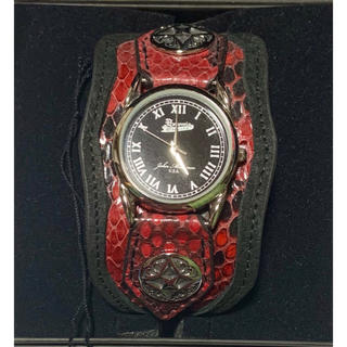 アルテミスクラシック(Artemis Classic)のアルテミスクラシック 腕時計赤(腕時計(アナログ))