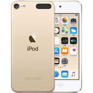 アイポッドタッチ(iPod touch)の32GB / 最新モデル iPod touch ゴールド 第7世代(ポータブルプレーヤー)
