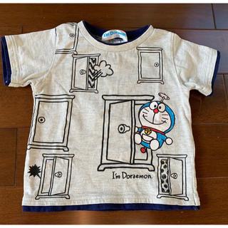 シマムラ(しまむら)のドラえもん 100センチ Tシャツ(Tシャツ/カットソー)