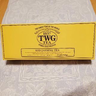 TWGのレッド ジャスミンティーです(⁎˃ᴗ˂⁎)(茶)