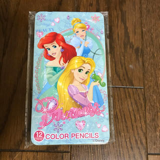 ディズニー(Disney)のディズニー プリンセス 色鉛筆(色鉛筆)
