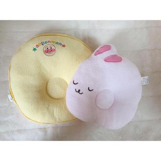 ニシマツヤ(西松屋)の新生児から使える 赤ちゃんドーナッツ型枕 2SET♡(24h以内発送)(枕)
