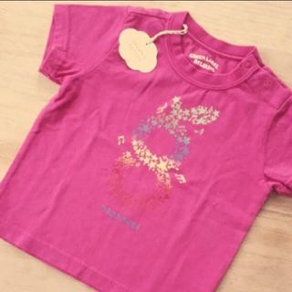 ユナイテッドアローズ(UNITED ARROWS)のGREEN LABEL RELAXlNG 新品 タグつき  Tシャツ85(Tシャツ/カットソー)