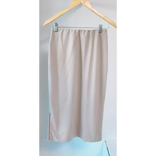 シマムラ(しまむら)のシンプル♡毎日♡しっとり大人♡(ひざ丈スカート)