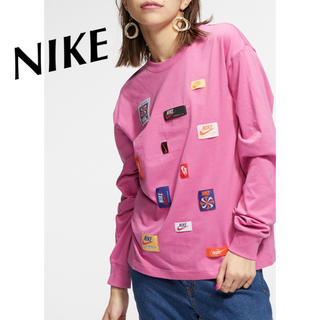 ナイキ(NIKE)のNIKE<新品>Women's Long-Sleeve Top(Tシャツ(長袖/七分))