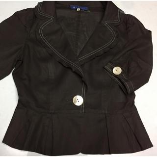 M'S GRACY - M'S GRACY(エムズグレイシー)の半袖ジャケット