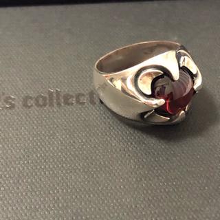 エムズコレクション(M's collection)の値下げ✩M's collection  指輪 ガーネット エムズコレクション(リング(指輪))