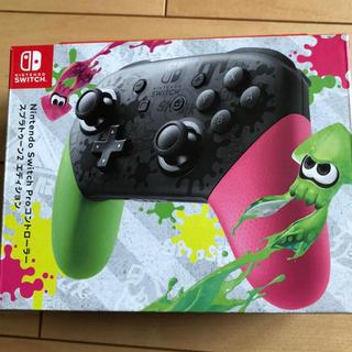 ニンテンドースイッチ(Nintendo Switch)のNintendo Switch プロコントローラー(家庭用ゲーム機本体)