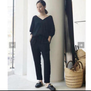 L'Appartement DEUXIEME CLASSE - 新品タグ付 L'Appartement V-Neck All In One