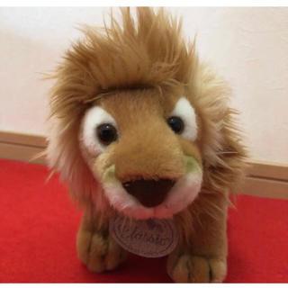 アウロラ(AURORA)のAURORA ライオン ぬいぐるみ(ぬいぐるみ)