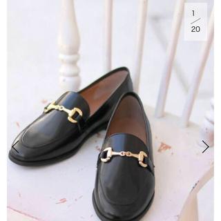 イエナスローブ(IENA SLOBE)のIENA ローファー 24センチ(ローファー/革靴)