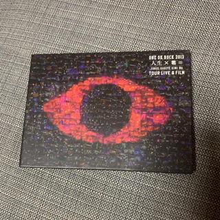 ワンオクロック(ONE OK ROCK)のONE OK ROCK 人生×君= DVD(ミュージック)