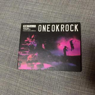 ワンオクロック(ONE OK ROCK)のONE OK ROCK 残響リファレンス DVD(ミュージック)