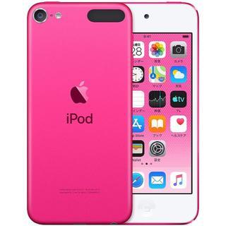 アイポッドタッチ(iPod touch)の128GB / 最新モデル iPod touch ピンク 第7世代(スマートフォン本体)