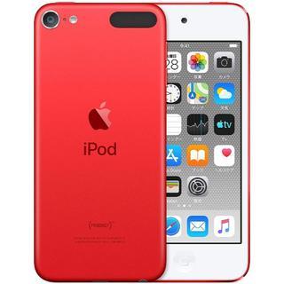 アイポッドタッチ(iPod touch)の128GB / 最新モデル iPod touch RED 第7世代(スマートフォン本体)