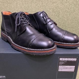 NEIGHBORHOOD - NEIGHBORHOOD TC.OFFICER SMOOTH ブーツ シューズ