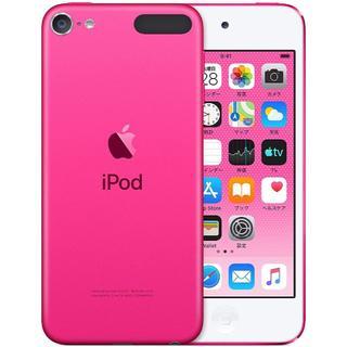 アイポッドタッチ(iPod touch)の256GB / 最新モデル iPod touch ピンク 第7世代(ポータブルプレーヤー)