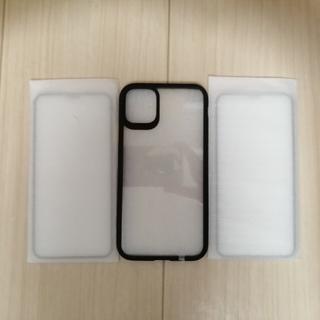 アイスクリーム(ICE CREAM)のNIMASO Iphone11用ケース1つ+保護フィルム2枚(その他)
