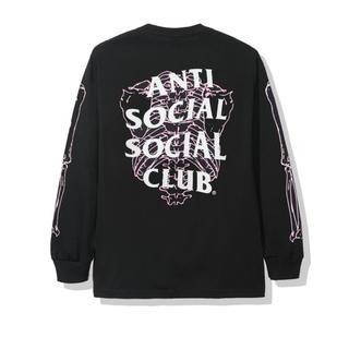 アンチ(ANTI)のAnti Social Social Club 長袖Tシャツ 20SS(Tシャツ/カットソー(七分/長袖))