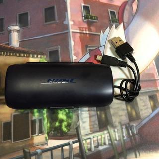 ボーズ(BOSE)のBOSE ワイヤレスイヤホン 充電器(ヘッドフォン/イヤフォン)