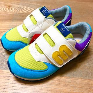 mikihouse - 新品未使用 ミキハウス ★ミズノコラボ キッズシューズ 靴 スニーカー 19.0