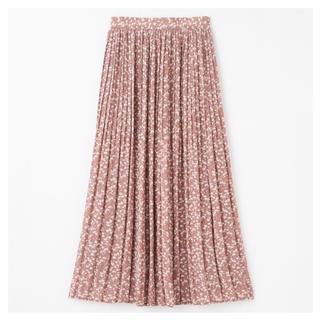シマムラ(しまむら)の新品♡しまむら プチプラのあや 小花柄シフォンスカート(ロングスカート)