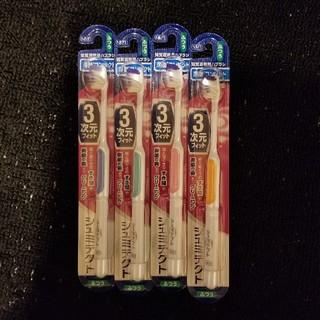 アースセイヤク(アース製薬)のシュミテクト 試供品 歯ブラシ ふつう(歯ブラシ/デンタルフロス)