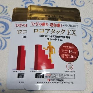 【新品】ロコアタック EX  2袋(その他)