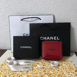 シャネル(CHANEL)のシャネル CHANEL コスメポーチ ハンドメイド(その他)