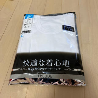 シマムラ(しまむら)の新品 メンズ 半袖丸首シャツM(シャツ)
