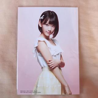 エイチケーティーフォーティーエイト(HKT48)の【即購入可】HKT48 AKB48 宮脇咲良 生写真 グリーンフラッシュ 通常盤(アイドルグッズ)