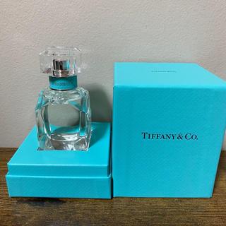 ティファニー(Tiffany & Co.)のティファニー 香水 オードパルファム(香水(女性用))