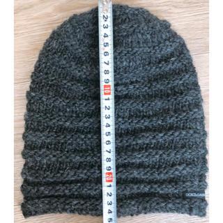 ドルチェアンドガッバーナ(DOLCE&GABBANA)のドルチェアンドガッパーナ ニット帽子 新品未使用(ニット帽/ビーニー)