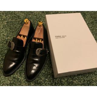 トーガ(TOGA)の期間限定値下げ toga  pulla ローファー(ローファー/革靴)