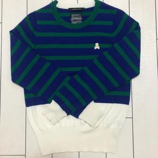 マークアンドロナ(MARK&LONA)のUSED美品 マークアンドロナ レディース セーター(ウエア)