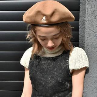 KANGOL - カンゴール トロピック ビッグ モンティ ベレー帽 ハンチング