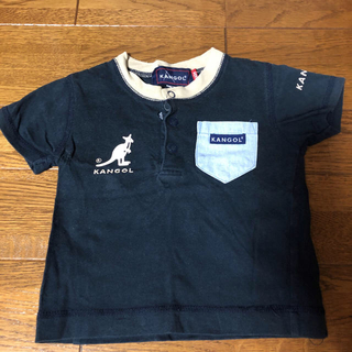 カンゴール(KANGOL)のKANGOL★Tシャツ80cm(Tシャツ)