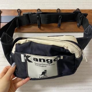 カンゴール(KANGOL)のKANGOL ウエストポーチ(ウエストポーチ)