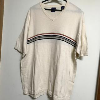 ギャップ(GAP)のギャプ GAP 半袖セーター  Mサイズ(ニット/セーター)