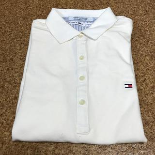 トミーヒルフィガー(TOMMY HILFIGER)のトミーヒルフィガー レディース ポロシャツ S (ポロシャツ)