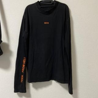 アルファ(alpha)のalpha ashtron ロンT(Tシャツ/カットソー(七分/長袖))