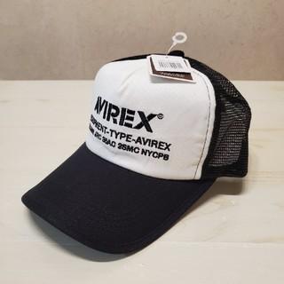 アヴィレックス(AVIREX)の⭐AVlREX/アヴィレックス⭐新品 B.Bメッシュキャップ(キャップ)