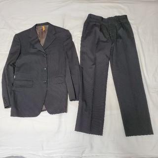 タケオキクチ(TAKEO KIKUCHI)のKIKUCHI TAKEO スーツ 黒 メンズ(セットアップ)