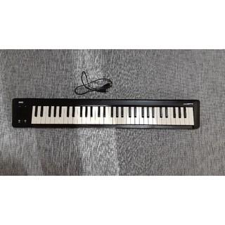 コルグ(KORG)のKORG microKEY 61鍵盤(MIDIコントローラー)