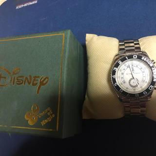 ディズニー(Disney)のDisney 80周年記念 クロノグラフ 腕時計(腕時計(アナログ))