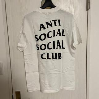アンチ(ANTI)のANTI SOCIAL SOCIAL CLUB Tシャツ サイズM(Tシャツ/カットソー(半袖/袖なし))